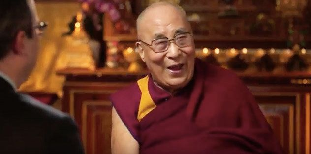 Dalai Lama Shares His Unique Cure For Alcoholism With John