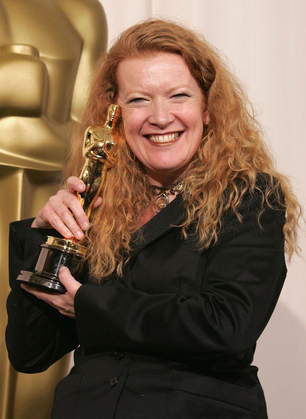 Andrea won her Oscar for short film