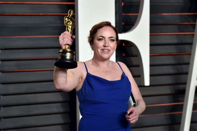 The first ever female winner of an Oscar for visual