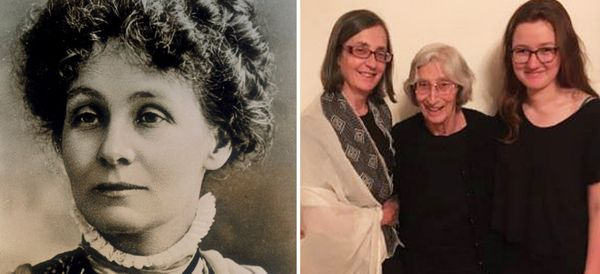 Three Generations Of Pankhurst Women On Their Hopes And Dreams For Equality In 2017