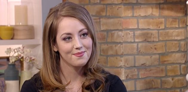 Tech reporter Holly Brockwell, pictured appearing on ITV's This Morning 2015, hit the headlines with...