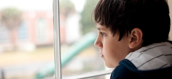 Boys Are Six Times Less Likely Than Girls To Seek Support For Suicidal Feelings, NSPCC Finds