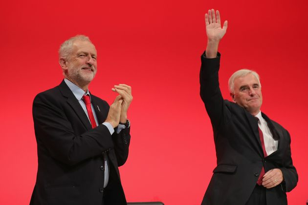 John McDonnell Joint Favourite To Succeed Jeremy Corbyn - New Poll Of Labour