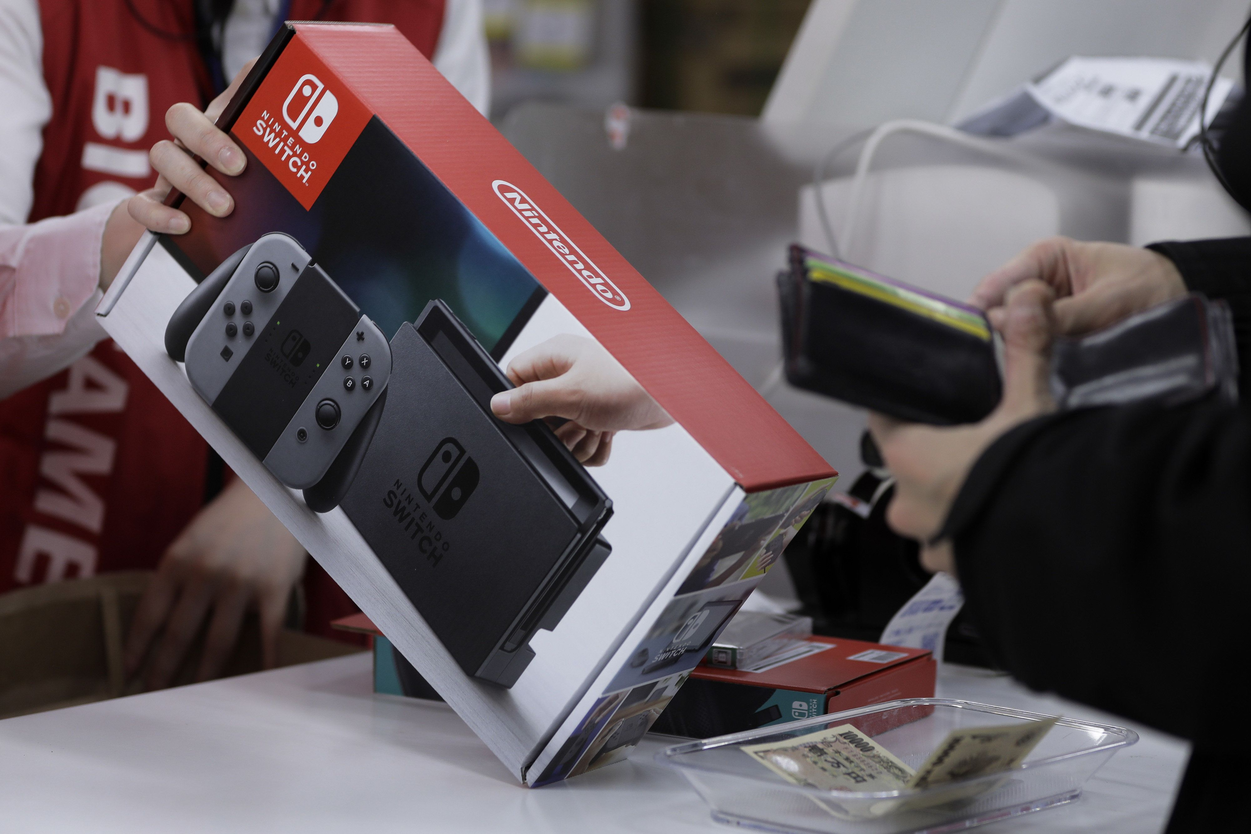The Nintendo Switch Is Already Experiencing A Few Teething