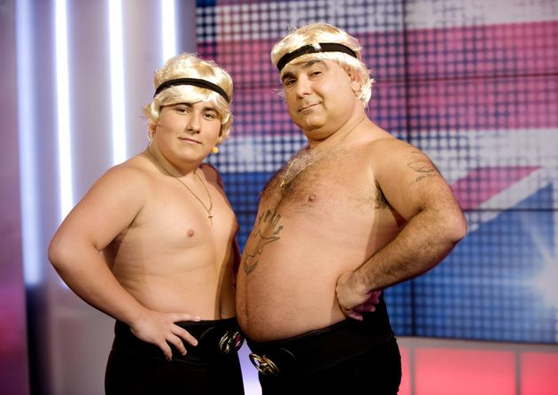 Stavros Flatley in