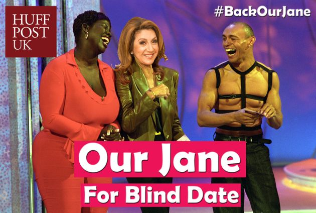 9 Reasons Why Jane McDonald Needs To Host The 'Blind Date'
