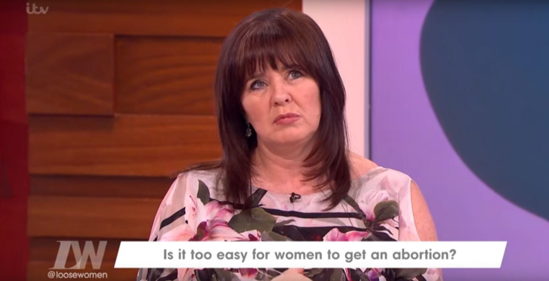Coleen Nolan Opens Up About Having An Abortion Aged