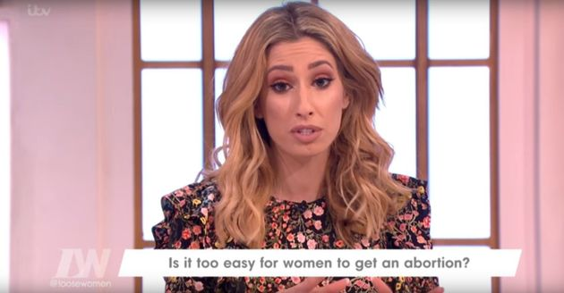 Stacey Solomon is mother to two young