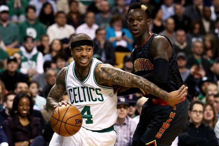 Isaiah Thomas: NBA All-Star Game could be saved by LeBron's effort