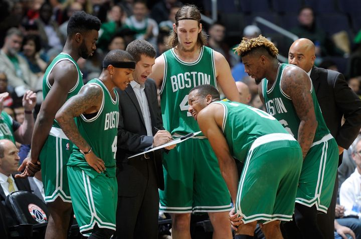 Thomas upset following Celtics' stunning loss