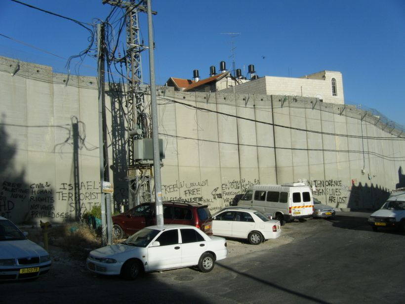 Israel's Apartheid Wall in the West Bank