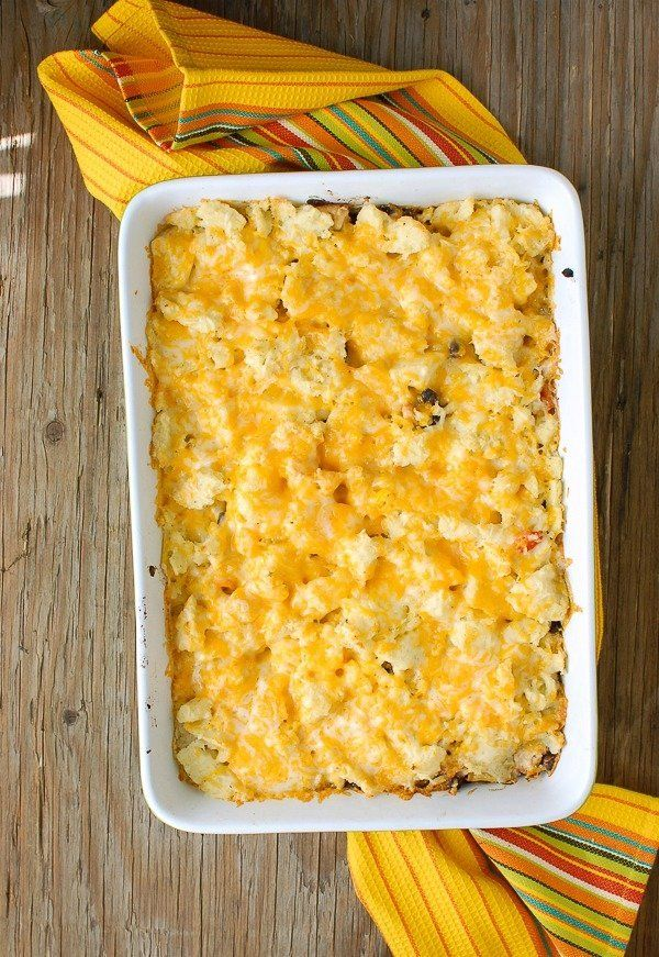 "<strong>Get the <a href=""https://boulderlocavore.com/southwestern-turkey-shepherds-pie/"" target=""_blank"">Southwestern Turkey"