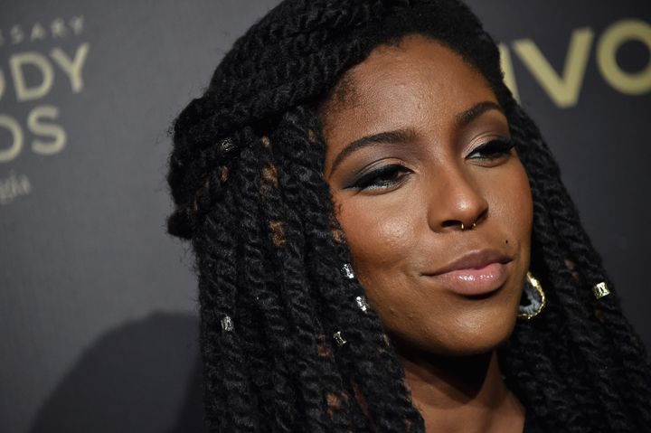 "Williams&nbsp;spoke at the <a href=""http://rollingout.com/2017/01/22/jessica-williams-delivers-moving-speech-at-womens-march-"
