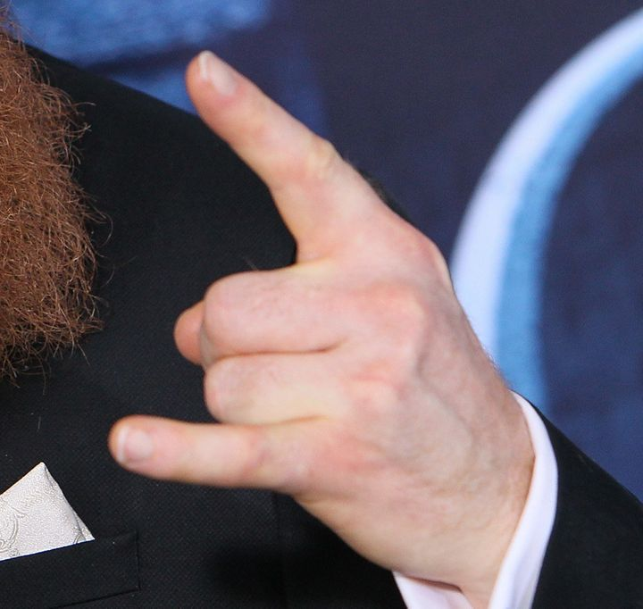 Is Tormund guilty of more than rocking out?