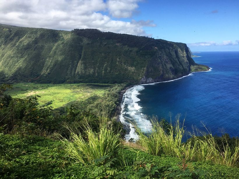Waipi'o Valley is virtually unchanged since 1866 when Mark Twain rode through it.