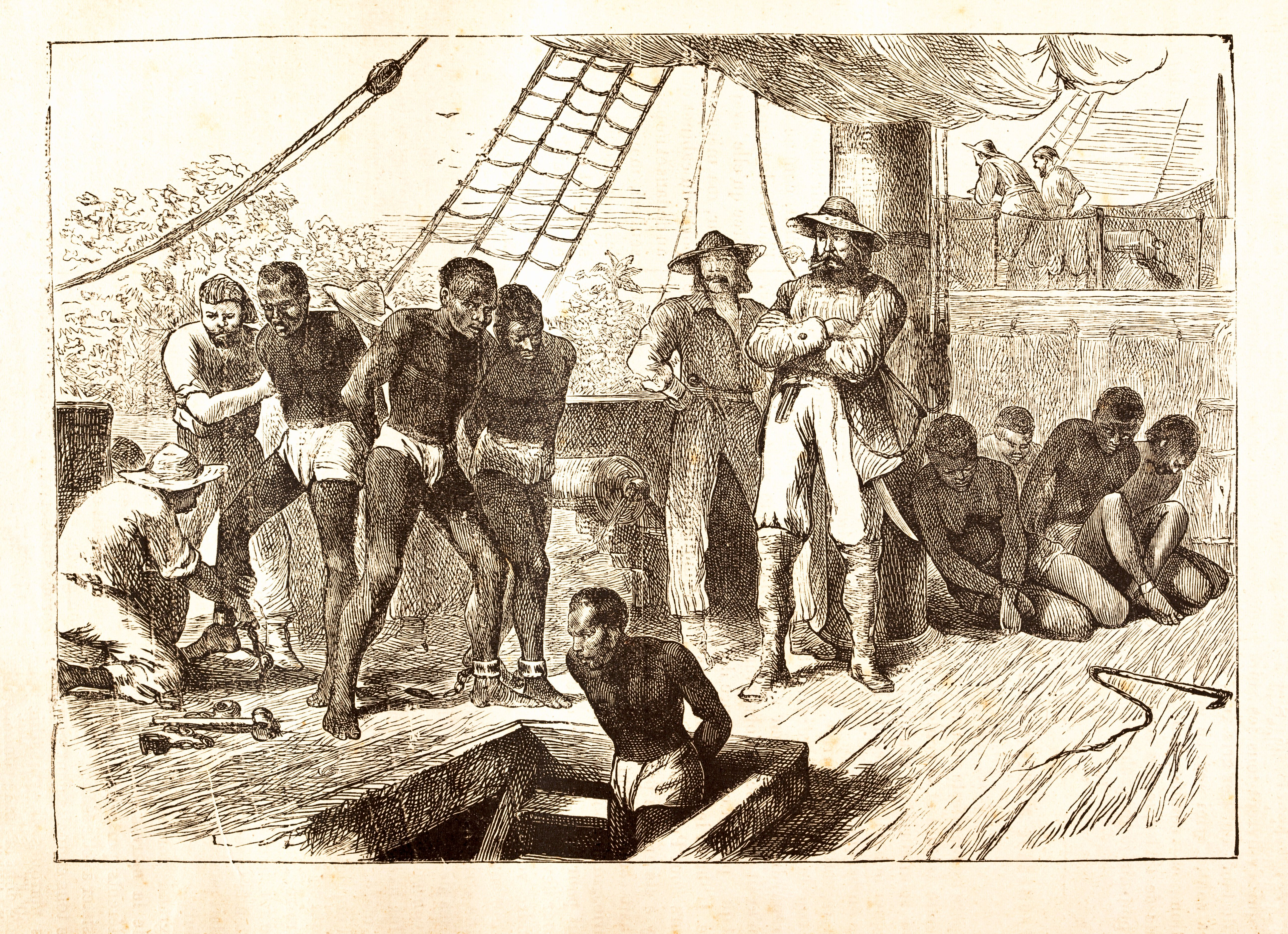 the history of the movement of african slaves to bahia