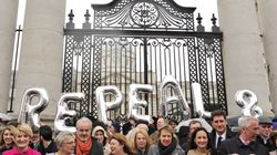 Irish Women Strike In Latest Battle For Legal
