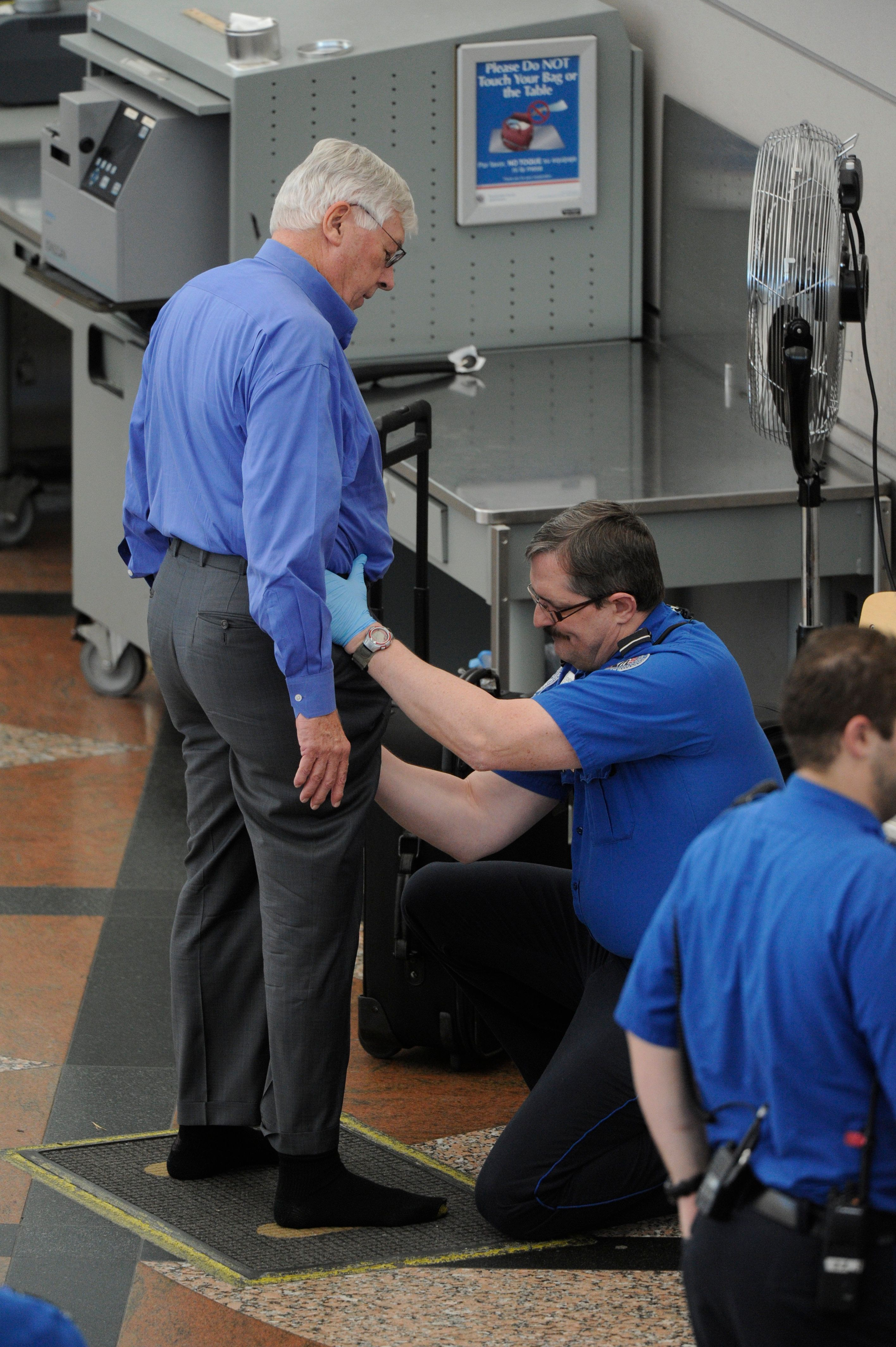 Airport pat-downs are about to get more intimate for passengers who receive them.