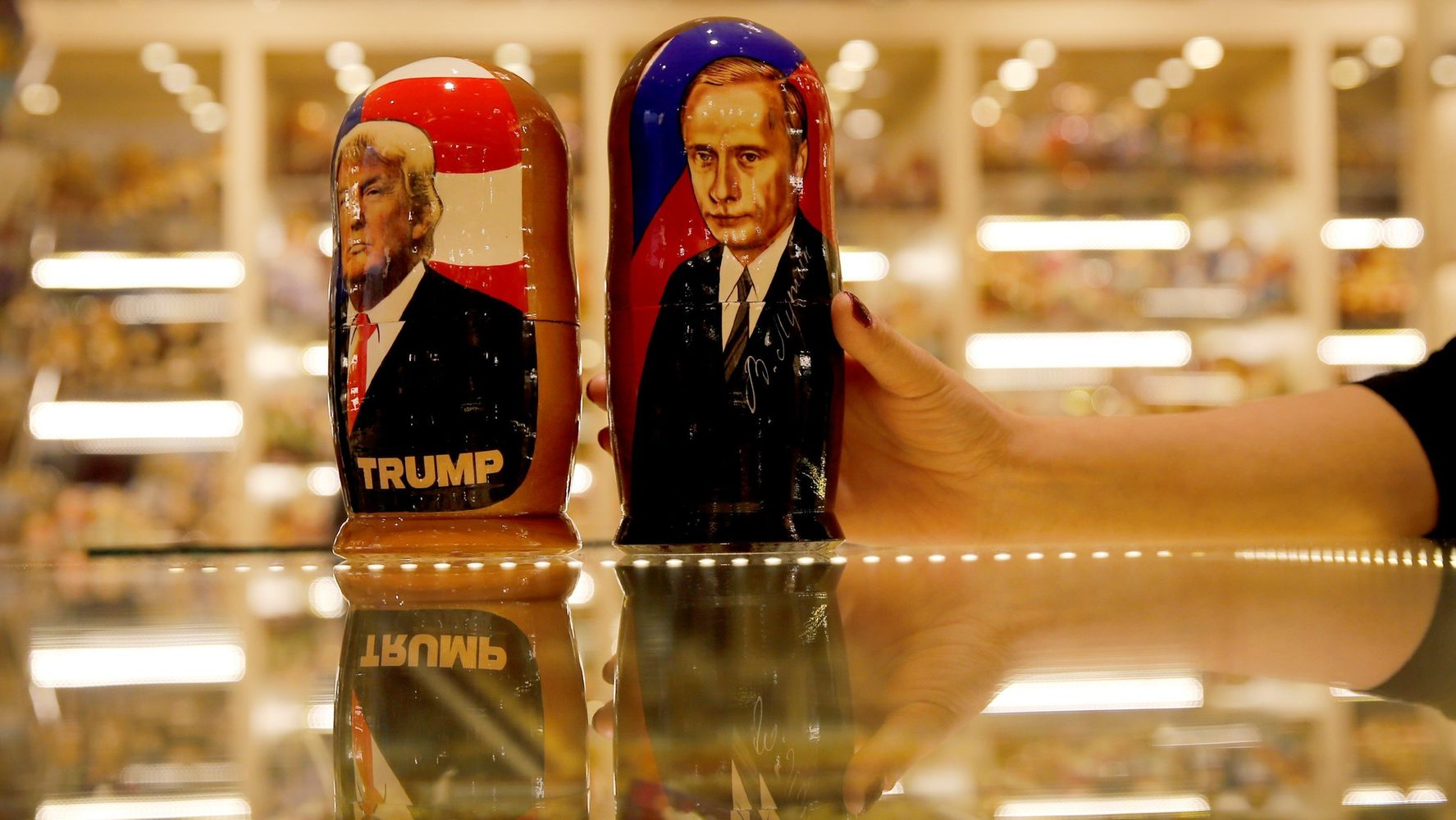 As Trump's Team Faces More Scrutiny Over Russia Ties