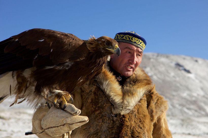 Agalai Nurgaiv & Golden Eagle, Mongolia