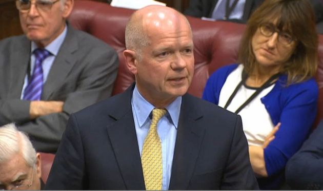 Lord Hague says May would have a better chance of making Brexit a success with a 'decisive' majority...