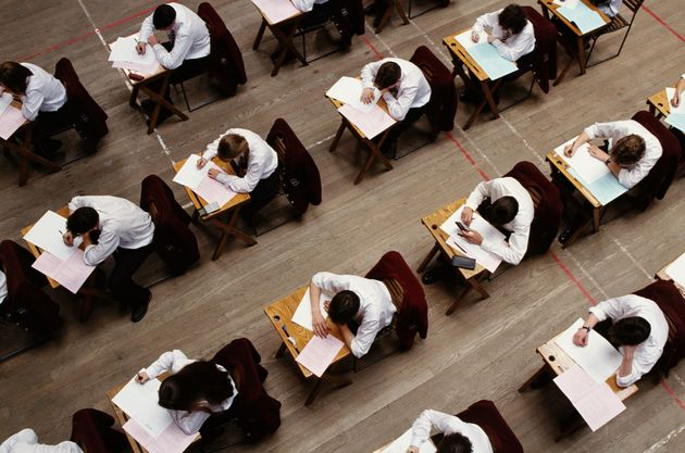 GCSE exams will now be marked with 9-1 grades, instead of the traditional A*-G