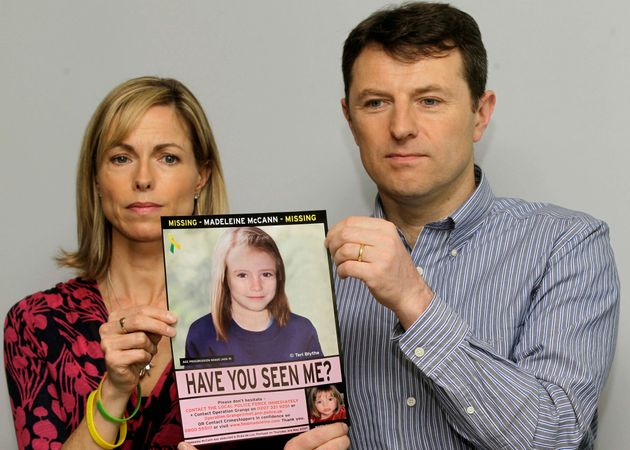Kate and Gerry McCann have never given up hope of finding their