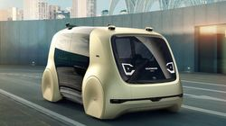 This Is VW's Self-Driving Car Concept – It Looks Absolutely