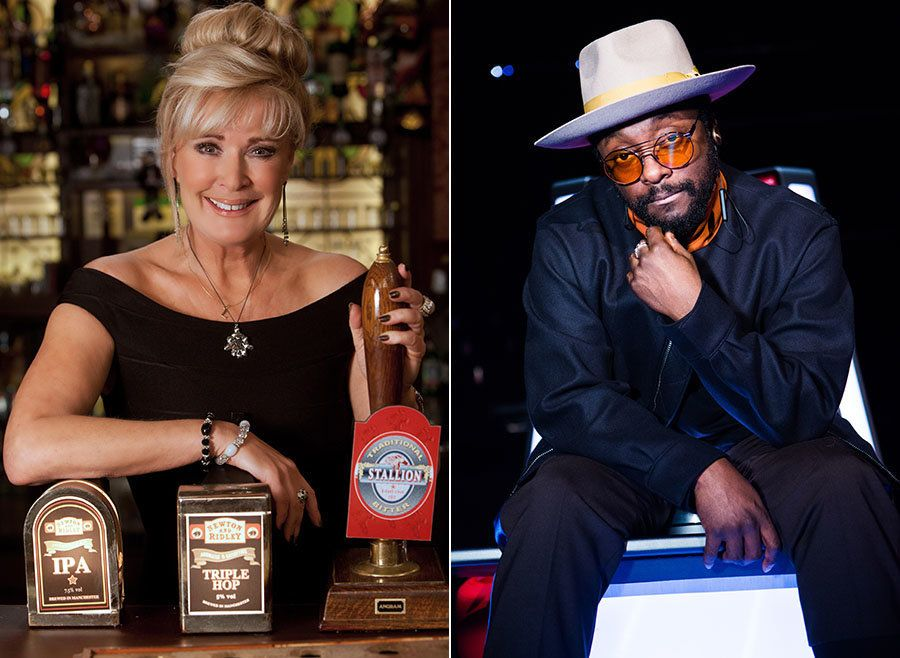 Beverley Callard And Will.i.am To Team Up For New Music Video And We Are 100% Here For