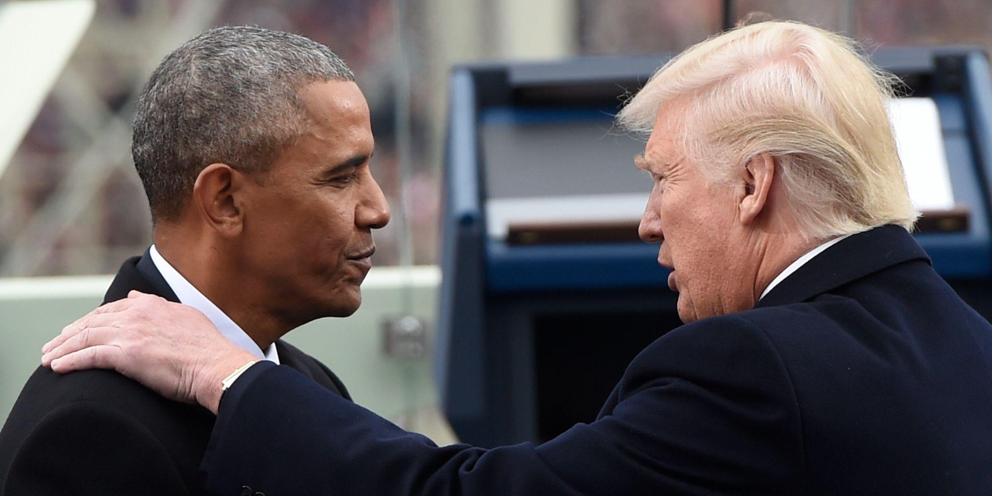 Donald Trump Falsely Blames Barack Obama For Releasing Guantanamo Detainees