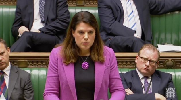 Work and Pensions Minister Caroline