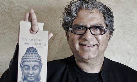 "Deepak Chopra, <a rel=""nofollow"" href=""https://www.theguardian.com/"" target=""_blank"">www.theguardian.com</a>"