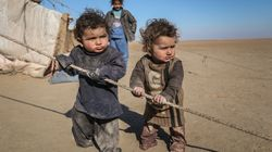 The Mental Health Of Syria's Children Is At Tipping