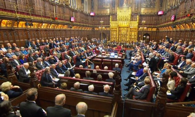 House of Lords Votes To Give Parliament Final Approval On Brexit