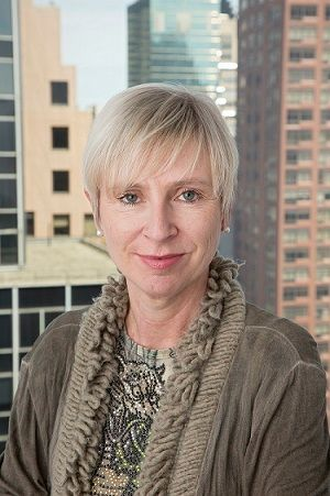 Nanette Braun, Chief of Communications and Advocacy at U.N. Women