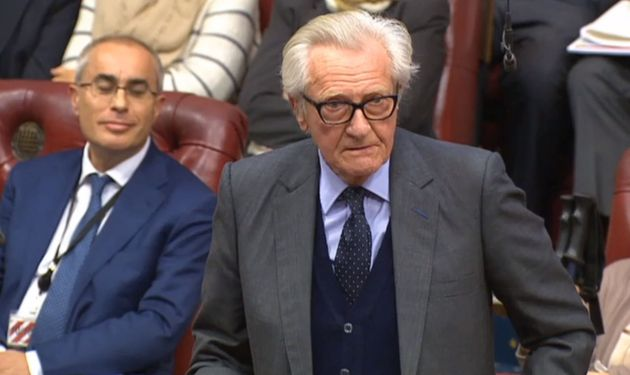 """Lord Heseltine:""""The 48 per cent have the same right to be heard as those who voted for"""