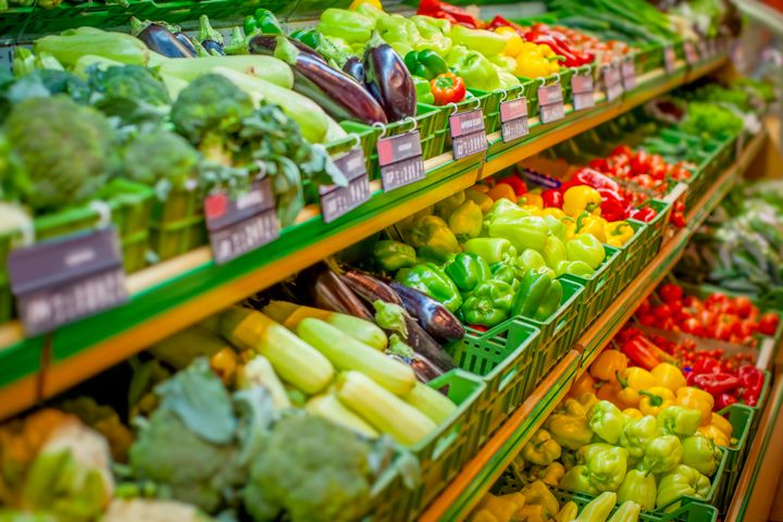 Groceries made up a significant percentage of Americans' expenditures in 2015.