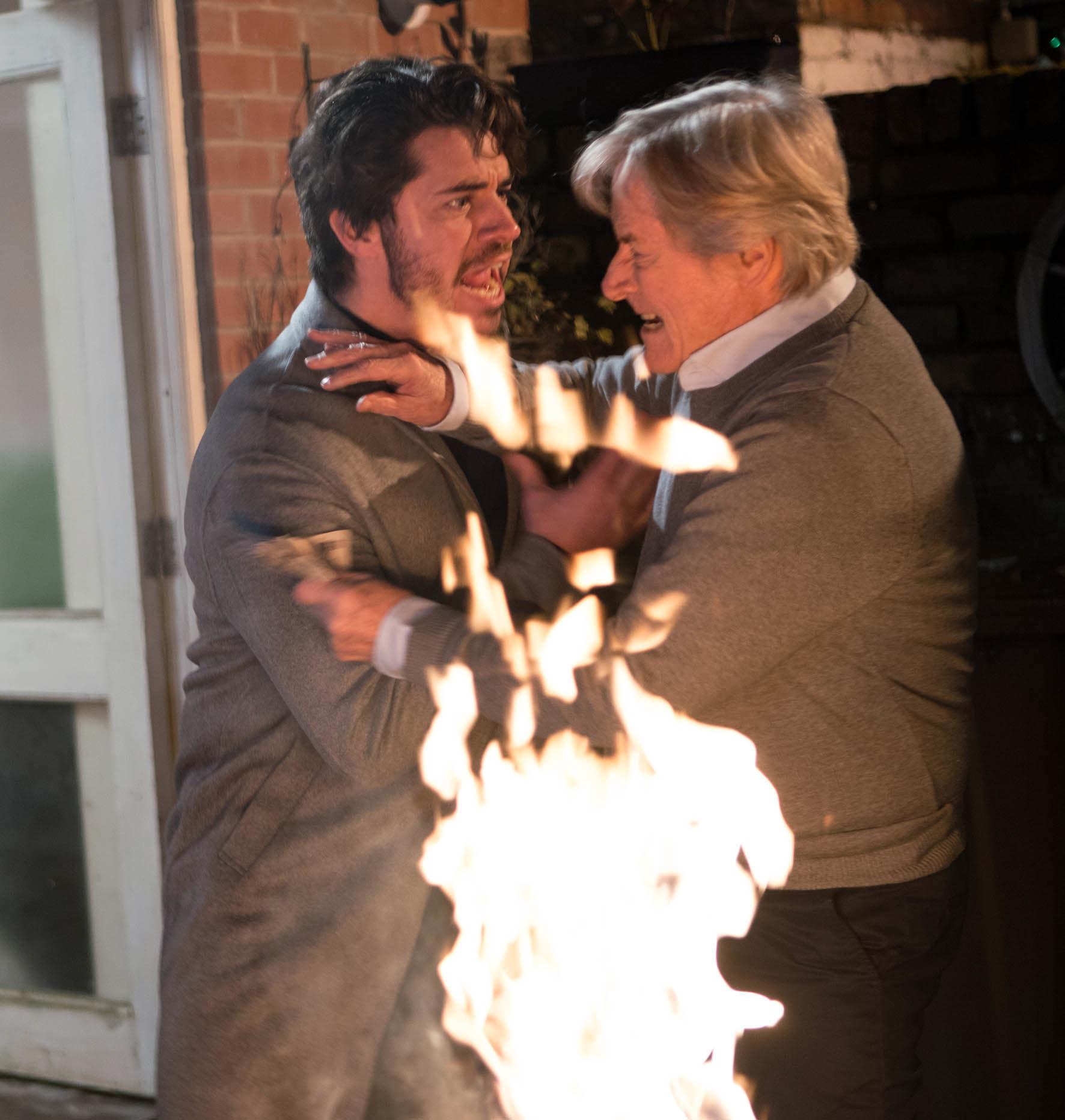 Coronation Street's Adam And Ken Barlow Set For *Huge* Showdown In Tonight's