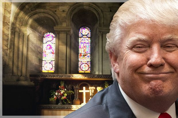 Here's Why Trump's Evangelical