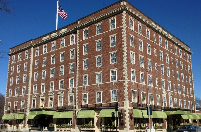 Salem's Hawthorne Hotel