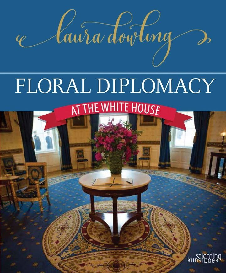 <p>Laura Dowling's forthcoming book outlines her time as the White House Chief Floral Designer.</p>