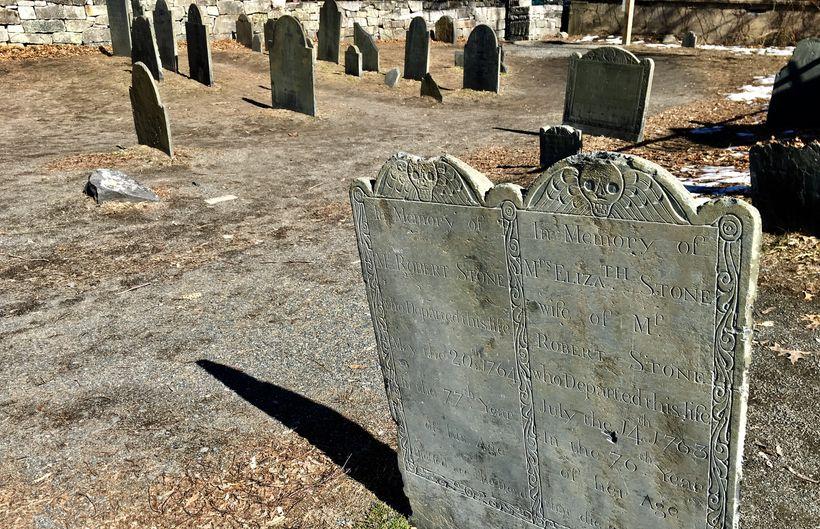 Salem Charter Street Burying Point