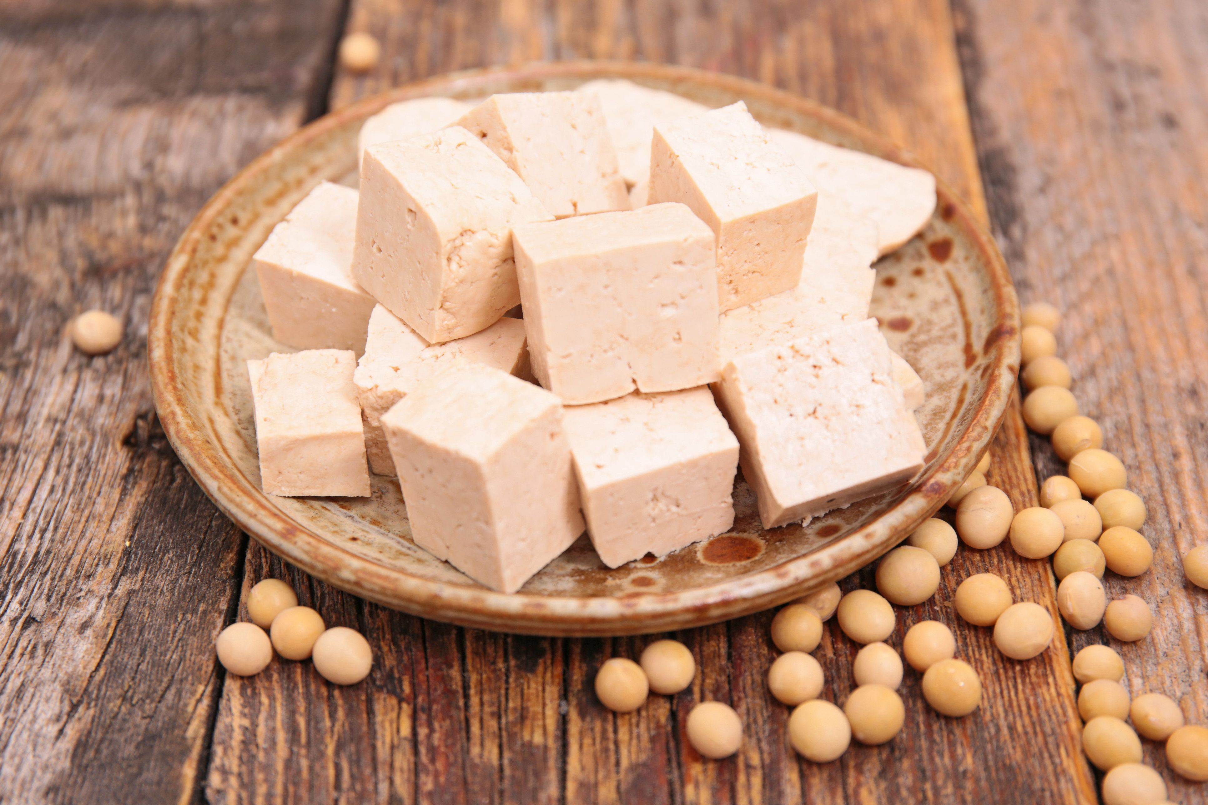 Soy Tied To Longer Life After Breast