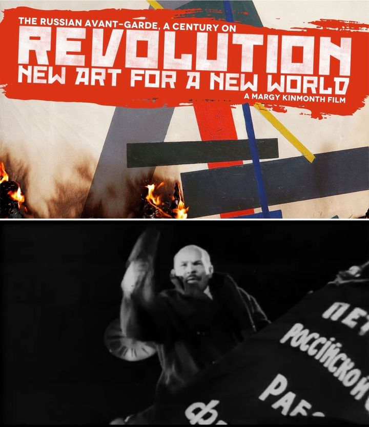 <em>Revolution: New Art For A New World,</em> (2017) | Directed by Margy Kinmonth; Foxtrot Films