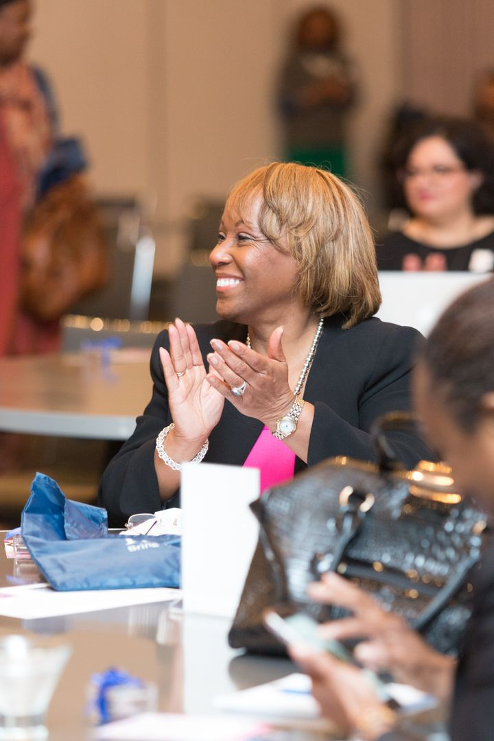"Organization seeks to help ""bring out successful sisters."""