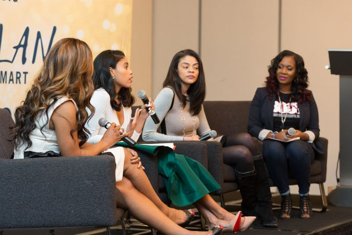 Panelists share insights for developing an online brand.