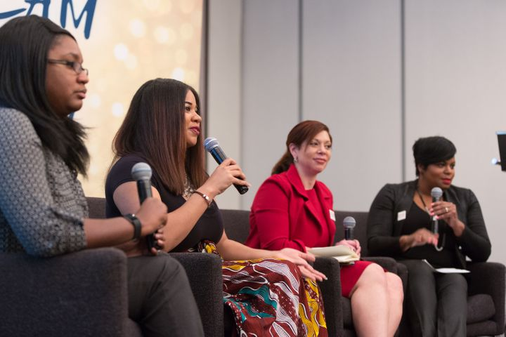 Women in tech share how they've grown their business and obtained venture funding.