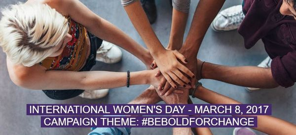 Nigeria, How Can We #BeBoldForChange?