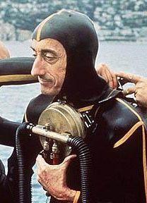 """Jacques Cousteau, <a rel=""""nofollow"""" href=""""https://www.cousteau.org/"""" target=""""_blank"""">www.cousteau.org</a>"""