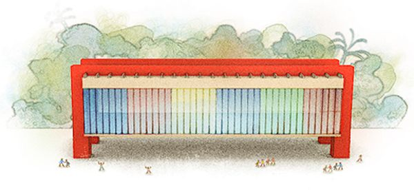 "The <a href=""https://www.google.com/doodles/lina-bo-bardis-100th-birthday"" target=""_blank"">Italian-born Brazilian architect</"